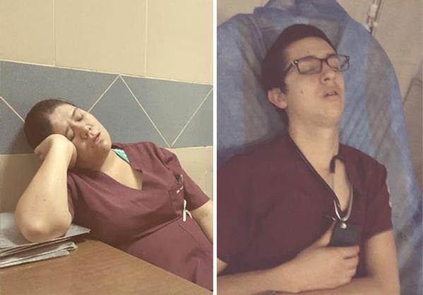Des médecins du monde entier réagissent après une photo prise dans un hôpital... Quelle solidarité !
