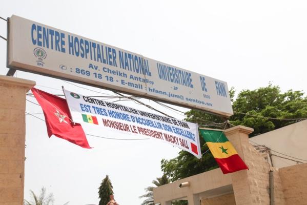 Mohamed VI offre 10 tonnes de médicaments à l'hôpital Fann