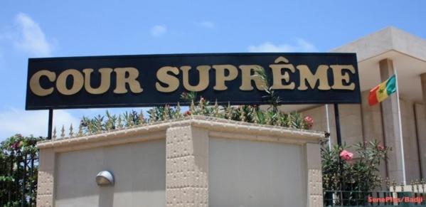 Cour suprême: Le malaise s'installe chez Mamadou Badio Camara