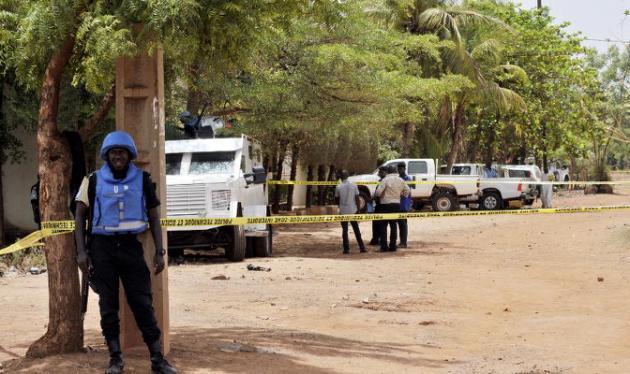Mali : un Casque bleu tué par des tirs à Bamako, un autre blessé