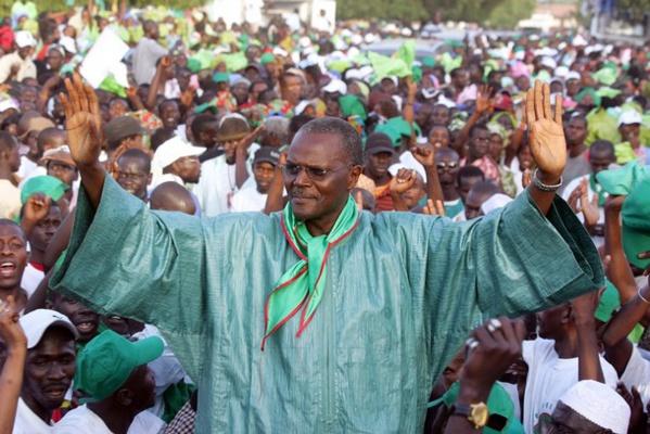 """Ousmane Tanor Dieng dope les filles de son parti : """"Le moment venu, nous vaincrons ensemble..."""""""
