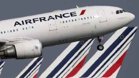 Un vol Air France escorté par des avions de chasse jusqu'à New York