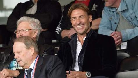 Hervé Renard nommé entraîneur de Lille