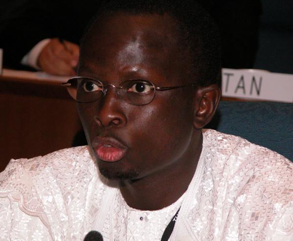 """Moussa Diaw, Enseignant-chercheur à l'Ugb : """"Modou Diagne Fada est trop jeune pour diriger le Pds """""""