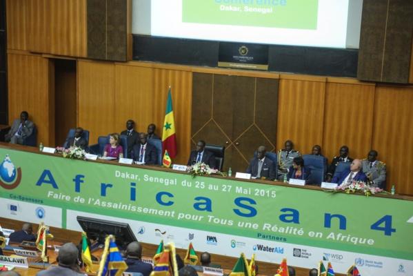Assainissement pour tous en 2030: Macky Sall pour un diagnostic critique des engagements d'Ethekwini
