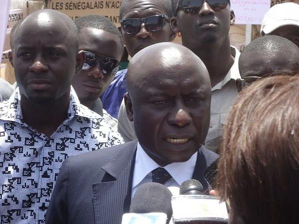 Condoléances: Idrissa Seck chez Aliou Sow