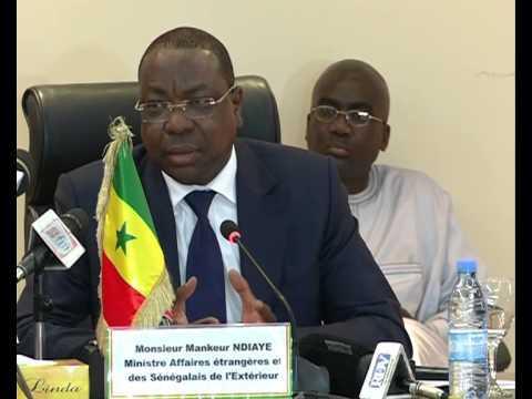 Mankeur Ndiaye participe à une réunion de l'OCI à Koweit-City
