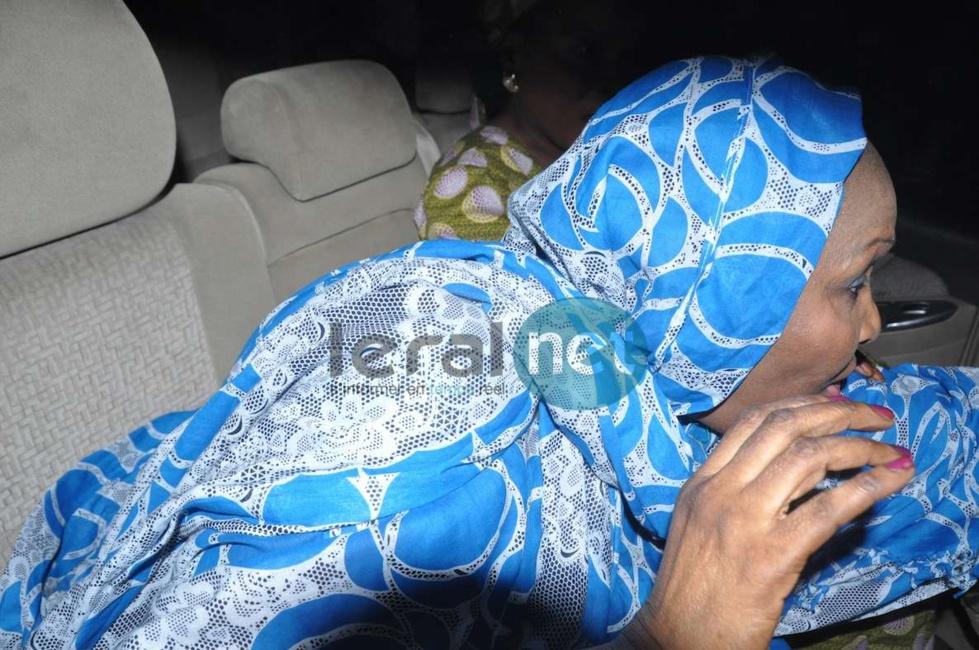 Exclusif - Aïda Ndiongue est sortie de prison (photos)