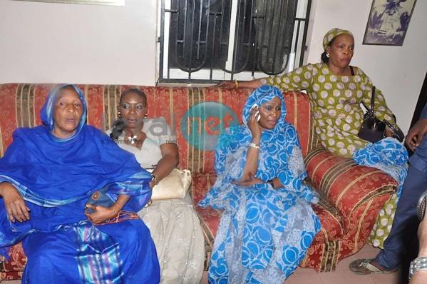 Apres sa libération, Aida Ndiongue et sa famille ont procédé à des pratiques mystiques hier nuit (vidéo)
