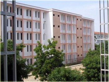 Extension du campus social de l'Ucad : 3 nouveaux pavillons disponibles en fin juillet
