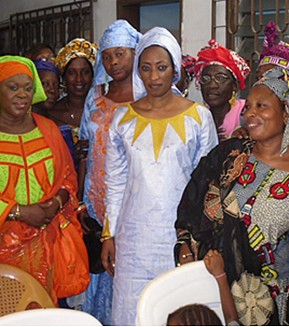 Inscription sur les lises électorales:  Seynabou Gaye Touré lance « Chaque voix compte ! »