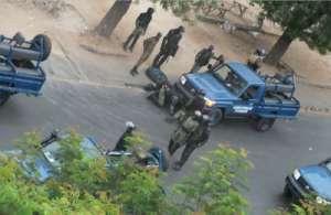 LGI de Mbao : Un gendarme arrêté pour vol de 11 téléphones portables