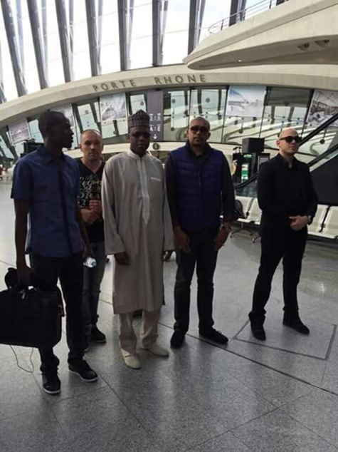 Des témoignages très émouvants sur Baye Mamour Insa Diop par ses talibés à Lyon