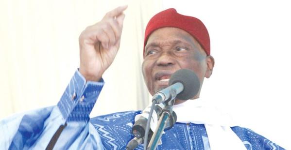 Me Wade: « Les Sénégalais sont fatigués. S'il plaît à Dieu, on va retrouver le pouvoir »
