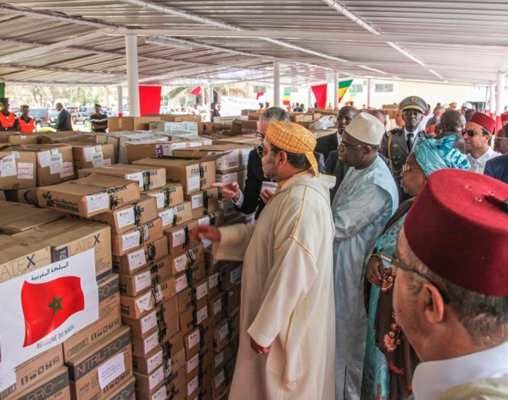 Séjour du roi Mohamed VI au Sénégal : Une visite pour nous