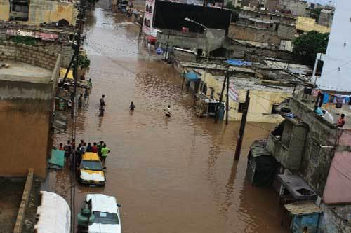 Lutte contre les inondations : Le gouvernement met 3 milliards pour permettre aux bassins de retenir les eaux pluviales