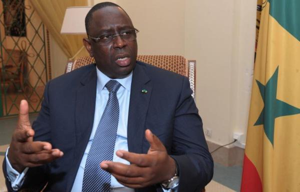 Dernière minute : Macky Sall réaffirme la poursuite de la traque des biens mal acquis