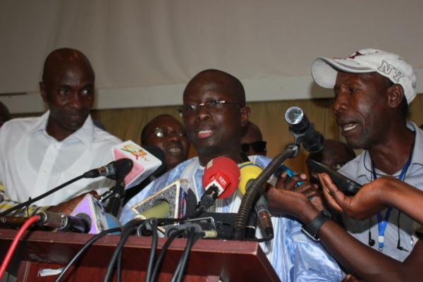 Démenti : Fada n'a pas été reçu par Macky Sall