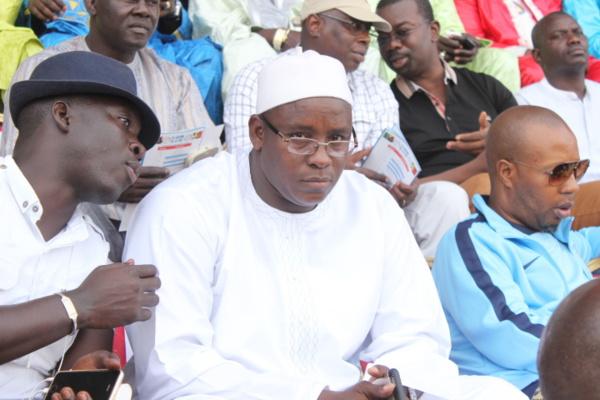 Pape Abdou Fall vise haut : Il veut ficeler le combat Gris Bordeaux-Balla Gaye 2