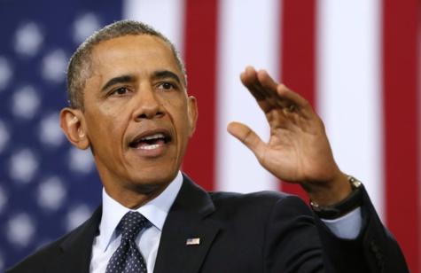"""Obama : """"Israël risque de perdre sa crédibilité sur la question palestinienne"""""""