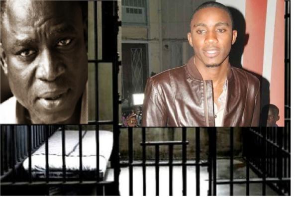Waly Seck à la prison de Rebeuss pour remonter le moral à son père