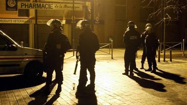 Nuits de violences urbaines dans le nord de la France
