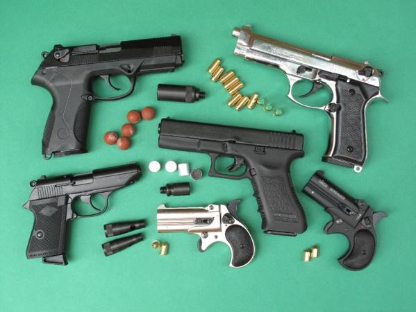 Insécurité sur le continent : 100 millions d'armes légères circulent en Afrique