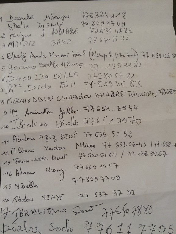 Démolition des bâtiments construits à 200 m de l'aéroport: Le Jaaraf de Ouakam, tire sur le gouverneur, Diouf Sarr, Macky.... (vidéo)