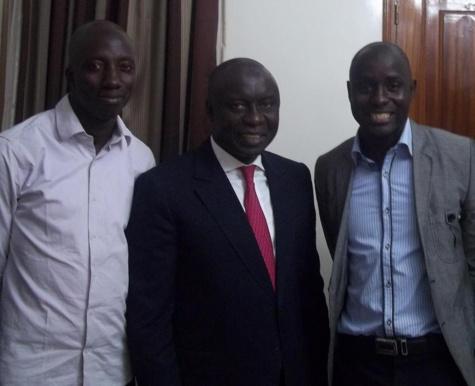 Réponse à Boune Abdallah Dionne, Premier ministre du Sénégal