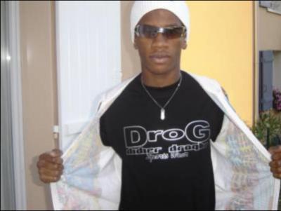 Joël Drogba, le jeune frère de Didier Drogba, condamné à 4 mois de prison par le tribunal d'Evry