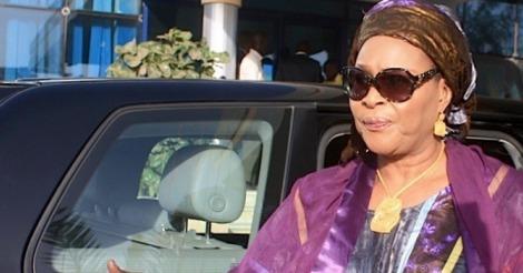 Audition à la Crei : Un important dispositif de sécurité précède l'arrivée d'Aïda Ndiongue