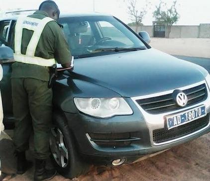 Serigne Fallou Mbacké réagit à l'immobilisation de son véhicule par les gendarmes : « J'ai été surpris… »