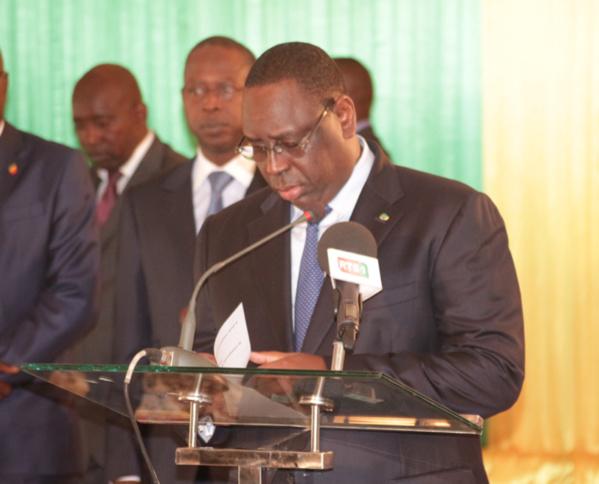 Explosion meurtrière à Accra:  Macky Sall exprime toute sa compassion et sa solidarité à son homologue John Dramani Mahama