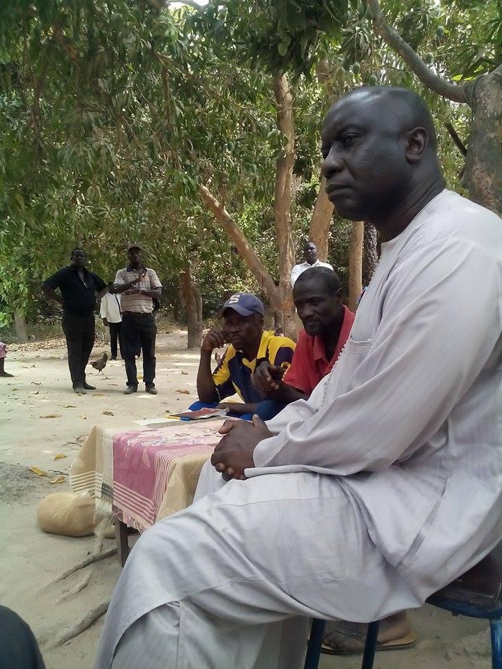 Idrissa Seck élevé au rang de fils de la famille Badjicounda