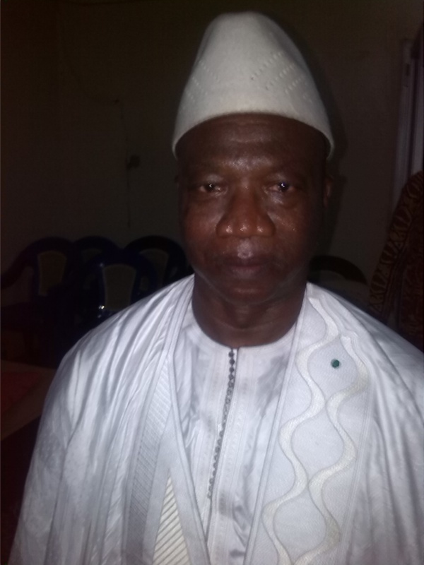 Abdoulaye badji chef de cabinet du pr sident de la r publique fusille idy - Chef de cabinet du president de la republique ...