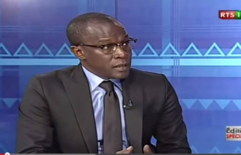 """Yakham Mbaye :  """"C'est bien Amath Dansokho qui a sorti, on ne sait d'où, 2000 milliards que Karim et compagnie auraient planqués"""""""