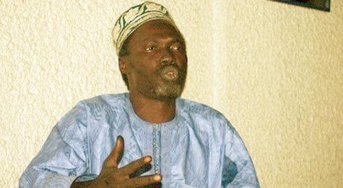 "El Hadji Malick Guèye : ""Dansokho est un pyromane, un danger pour le Sénégal"""