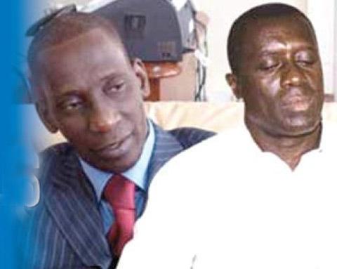 Après plusieurs années de brouille, Landing Savané et Mamadou Diop Decroix fument le calumet de la paix