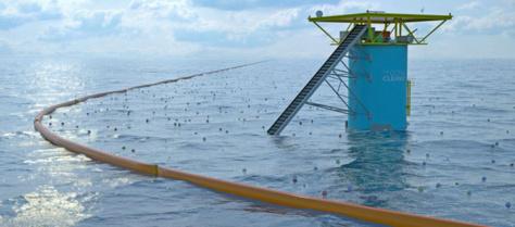 La fameuse invention qui peut nettoyer les océans en quelques années sera finalement mise en place, en 2016. Tout simplement génial !