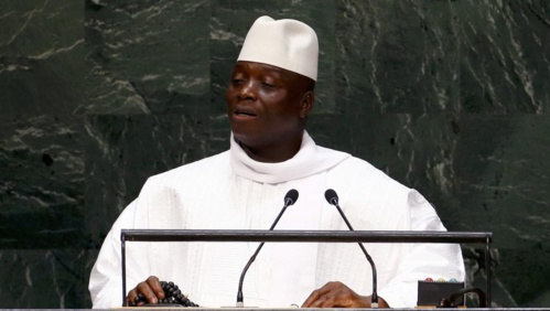 La représentante de l'UE expulsée de Gambie est arrivée au Sénégal