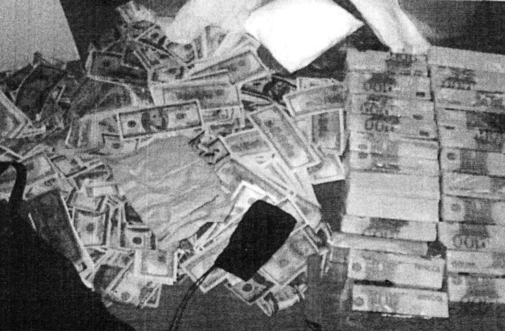 Voici les faux paquets retrouvés chez Alaye DJITEYE