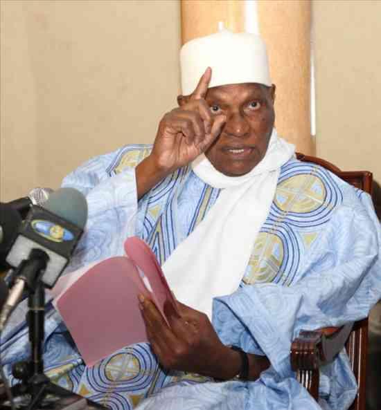 Présumée corruption de la bande à Fada:  Me Abdoulaye Wade active la commission de discipline du Pds