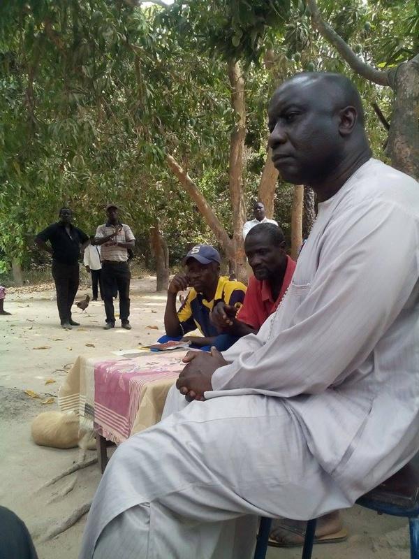 Tournée de proximité: Idy déroule en Casamance