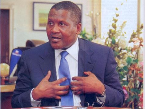Affaire Dangote (suite et pas fin) : Aliou Top réclame 666 millions FCfa au milliardaire nigérian et demande à l'Ofnac de s'autosaisir