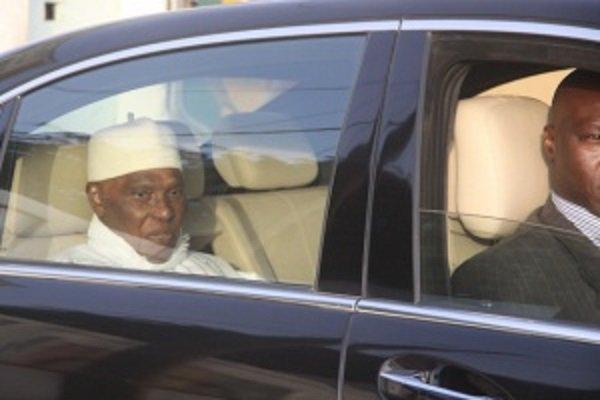 Yeumbeul : Me Abdoulaye Wade présente ses condoléances à la famille de Amina Nguirane