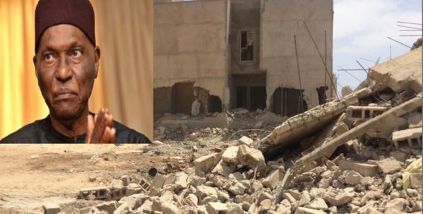 Destruction de maisons situées près de l'aéroport : Me Wade au secours des victimes