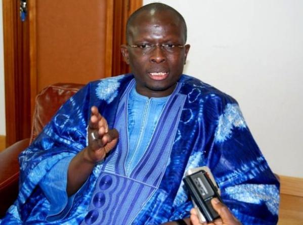 Alioune Souaré sur l'accusation de corruption : « Ce sont les mêmes qui dénoncent le renversement de la charge de la preuve pour la Crei »