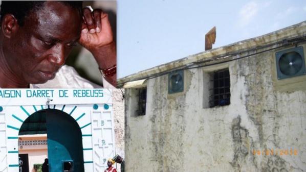 Thione Seck transféré à la prison du Cap Manuel