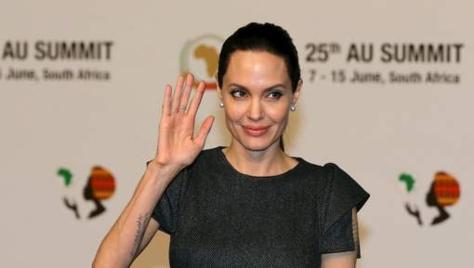 Angelina Jolie appelle l'Afrique à punir les viols commis durant les conflits