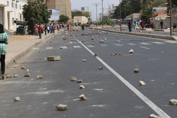 L'Université Cheikh Anta Diop de Dakar renoue avec la violence